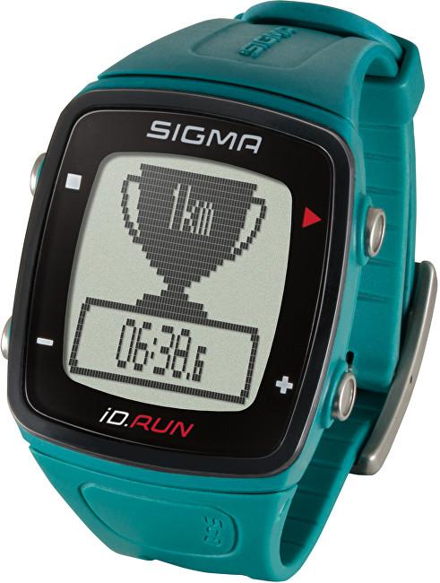 Sigma Sporttester iD.RUN pine green_SLEVA