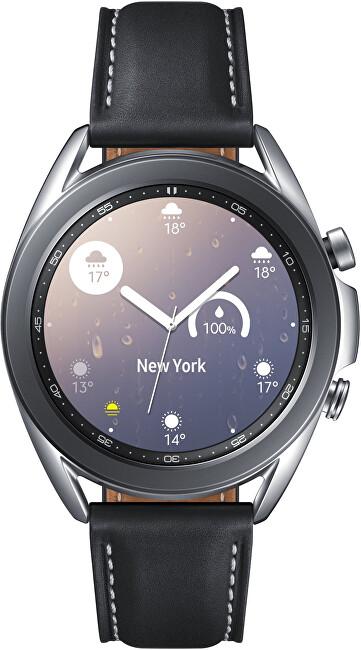 Samsung Galaxy Watch 3 41 mm SM-R850NZSAEUE - stříbrné