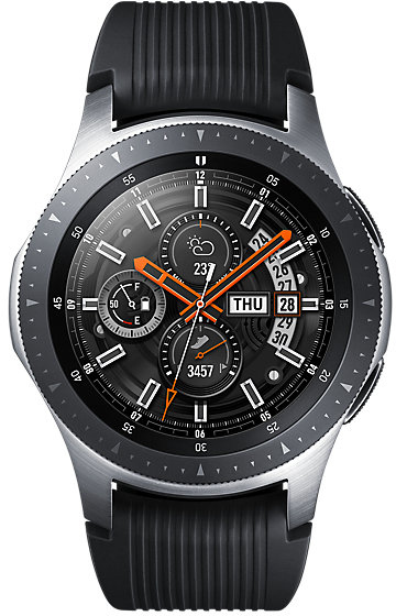Samsung Samsung Galaxy Watch 46 mm stříbrné