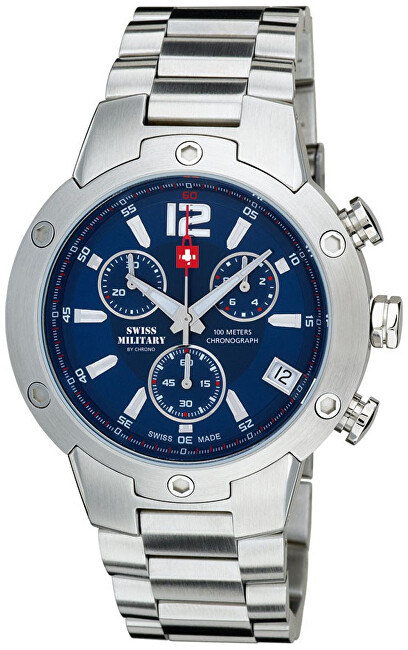 Swiss Military by Chrono 20067ST-6M