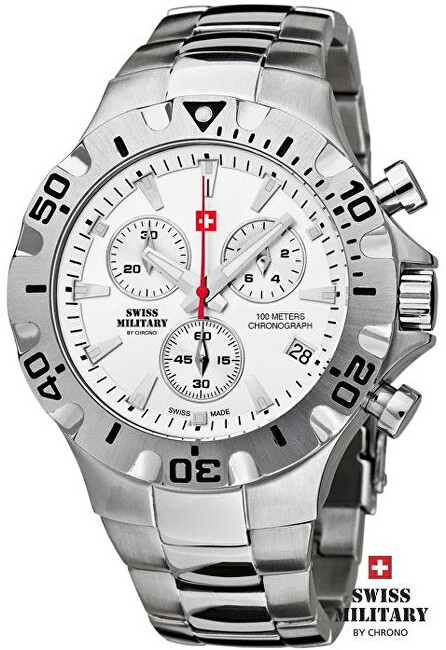 Swiss Military by Chrono 20087ST2M