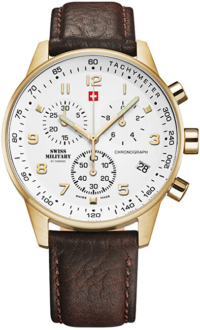 Swiss Military by Chrono SM34012.07 (20042PL-2L)