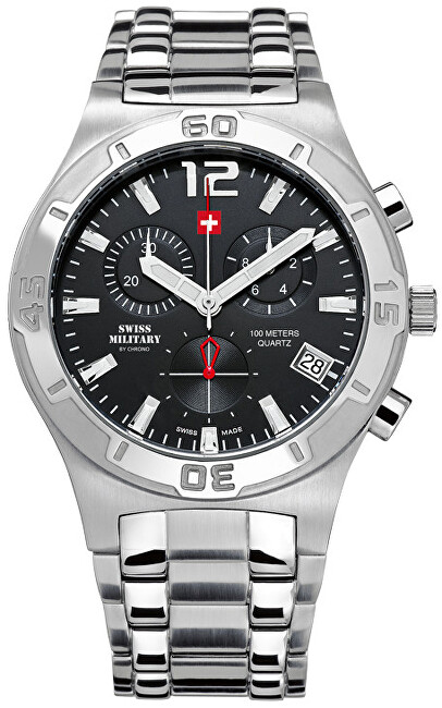 Swiss Military by Chrono SM34015.01 (20072ST-1M)