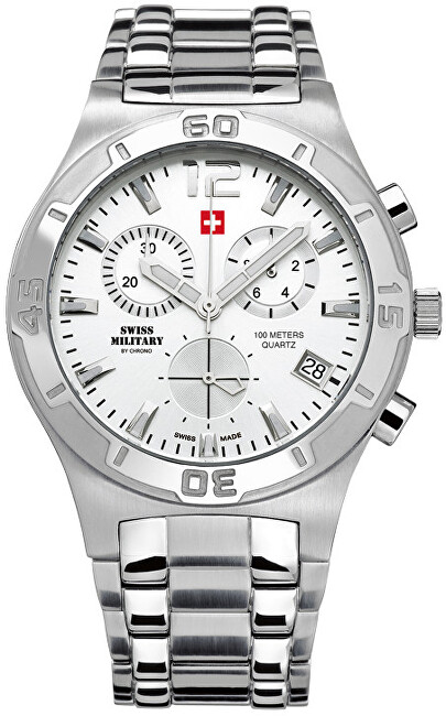 Swiss Military by Chrono SM34015.02 (20072ST-2M)