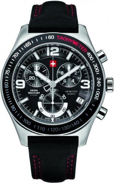 Swiss Military by Chrono SM34016.04 (20074ST-1L)