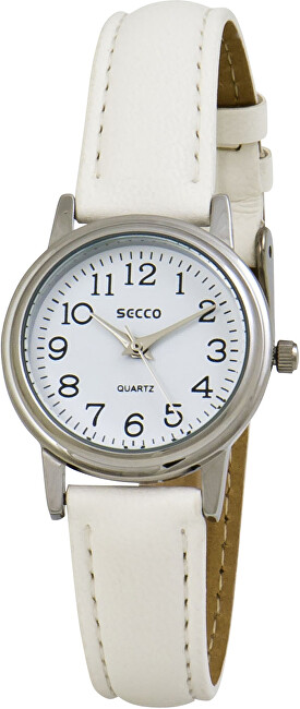 Secco Dámské analogové hodinky S A3000,2-211 (509) - SLEVA