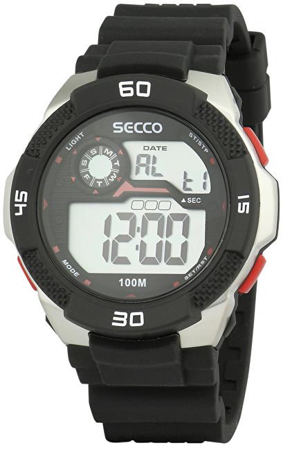 Secco Pánské digitální hodinky S DJW-005
