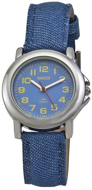 Secco S Y243-01 - hodinky ec3b1f95298