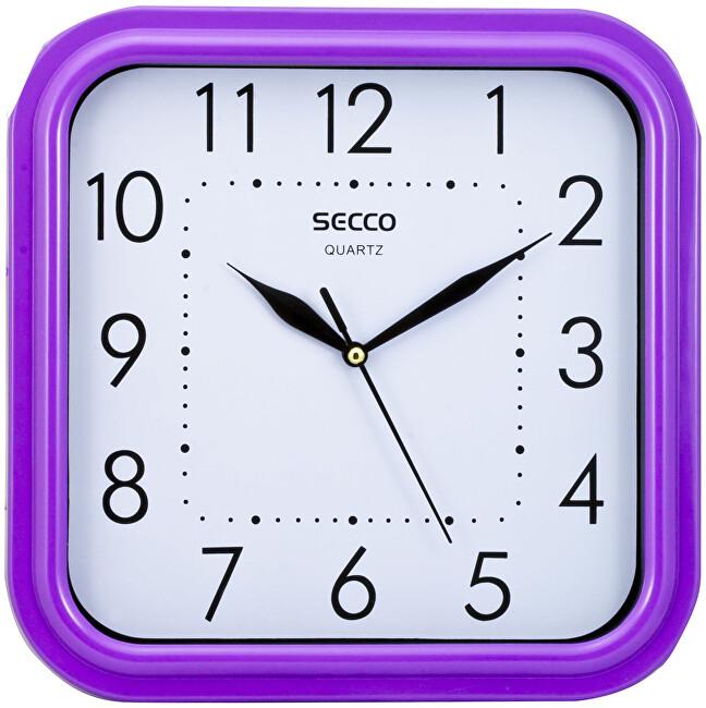 Nástěnné hodiny S TS9032-67 (508) SECCO