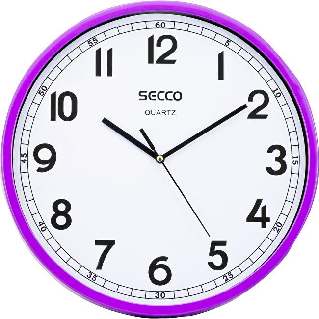 Nástěnné hodiny S TS9108-67 (508) SECCO