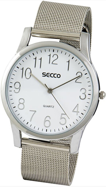 Secco Pánské analogové hodinky S A5040,3-201