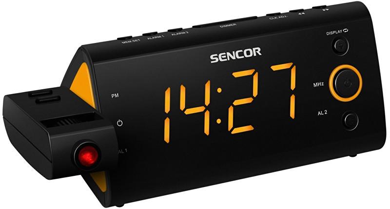 Sencor Radiobudík s projekcí SRC 330 OR