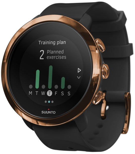 Suunto 3 G1 Fitness Copper