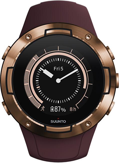 Suunto 5 G1 Burgundy Copper SS050301000