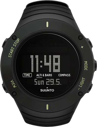 Suunto Core Ultimate Black