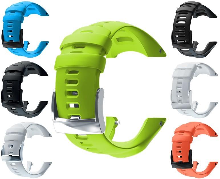 Suunto Řemínek k hodinkám Ambit3 Sport korálově červený