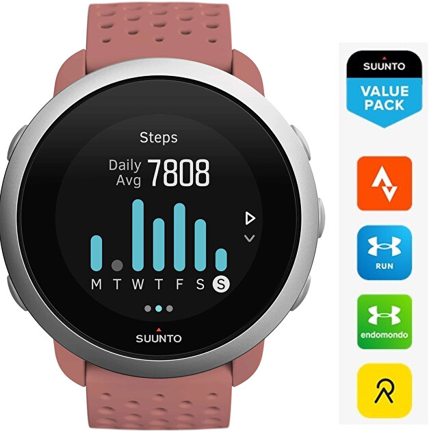 Suunto Suunto 3 Granite Red SS050475000