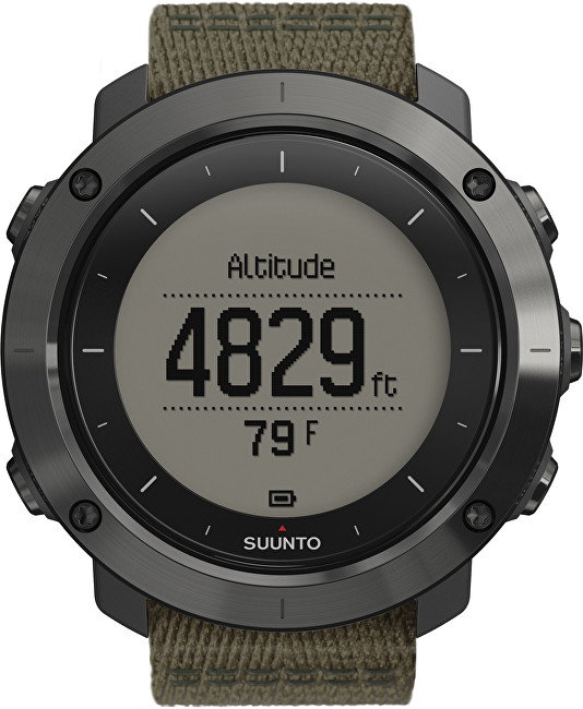 Suunto Traverse Slate - limited edition