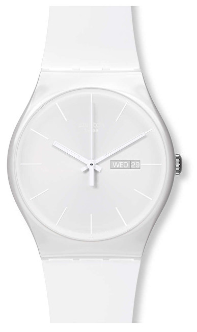Swatch White Rebel SUOW701