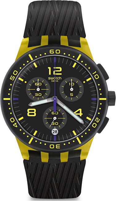 Swatch Yellow Tire SUSJ403