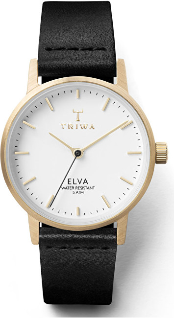 Triwa ELVA Black Petite Tärnsjö ELST103-EL010113