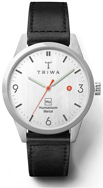 Triwa Humanium Black Sewn Classic Hu39L-SC010112