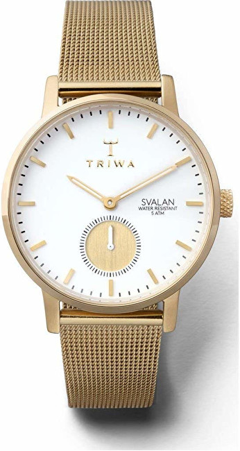 Triwa Ivory Svalan Gold SVST105-MS121313
