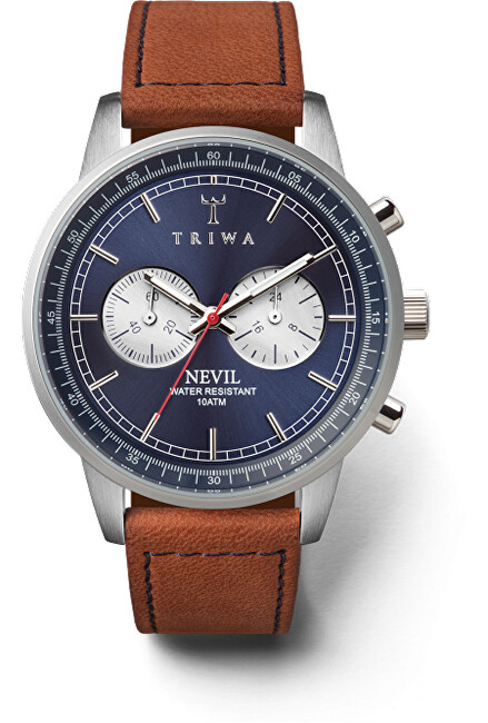 Triwa NEVIL Blue Steel 2.0 TW-NEST108-SC010212