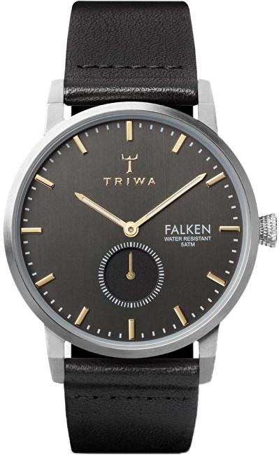 Triwa Smoky Falken Black Classic FAST119-CL010112