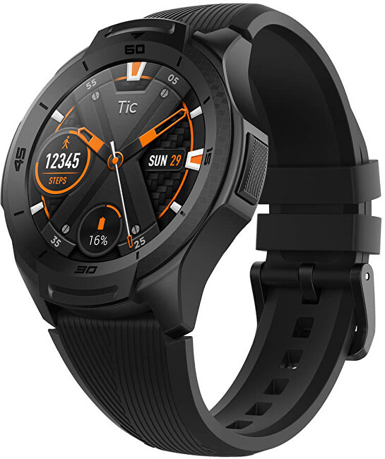 Ticwatch S2 Midnight Black TWS2BK
