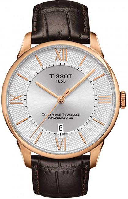 Tissot Chemin des Tourelles Powermatic 80 T0994073603800