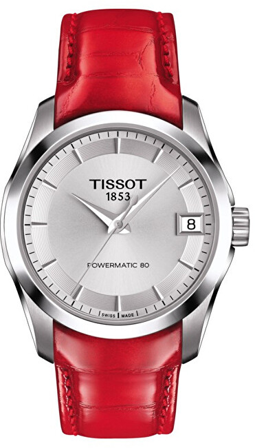 Tissot Couturier Automatic Powermatic 80 T0352071603101