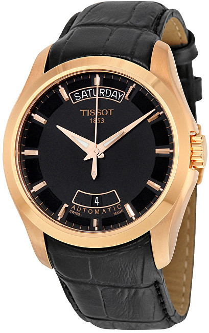 Tissot Couturier Automatic Powermatic 80 T0354073605101