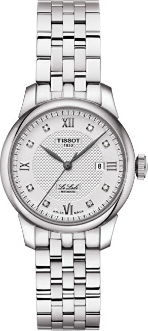 Tissot Le Locle Automatic Lady T006.207.11.036.00 s diamanty