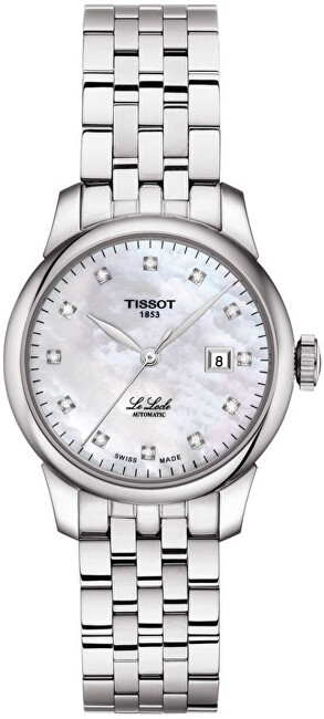 Tissot Le Locle Automatic Lady T006.207.11.116.00 s diamanty