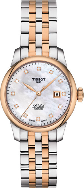 Tissot Le Locle Automatic Lady T006.207.22.116.00 s diamanty