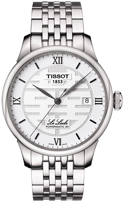 Tissot Special Collections Le Locle Double Happiness T0064071103301
