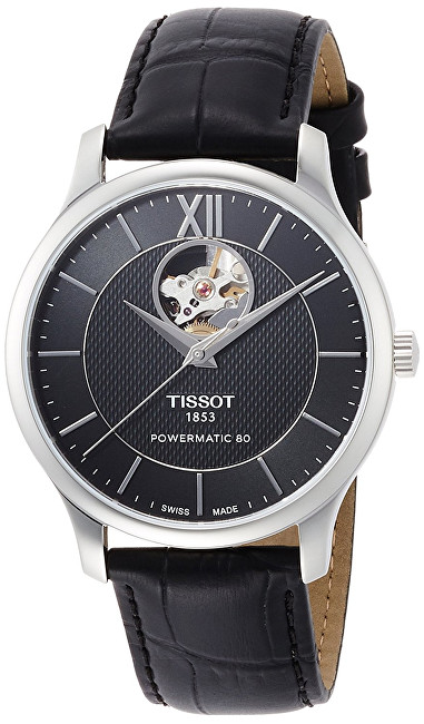 Tissot Open Heart Powermatic 80 T0639071605800