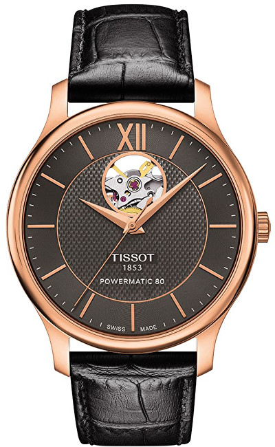 Tissot Open Heart Powermatic 80 T0639073606800