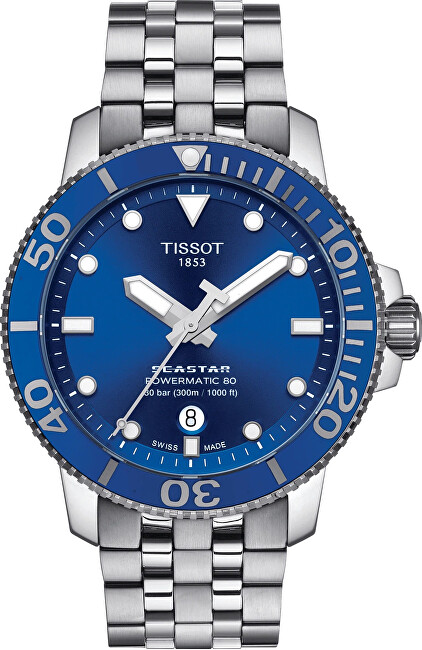 Tissot Seastar 1000 Powermatic 80 – T120.407.11.041.00