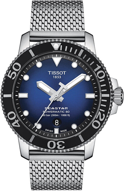 Tissot Seastar Automatic Powermatic 80 T1204071104102