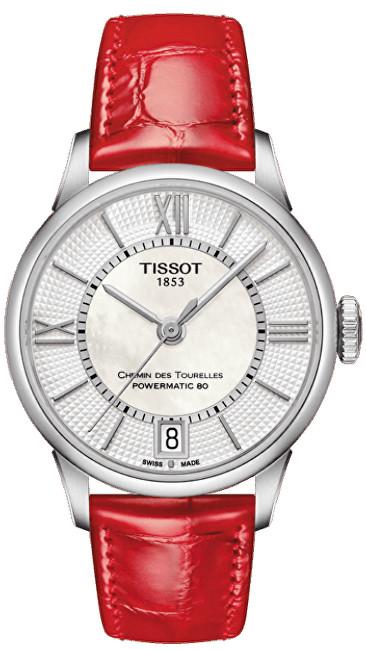 Tissot T-Classic Chemin des Tourelles Powermatic 80 T099.207.16.118.00