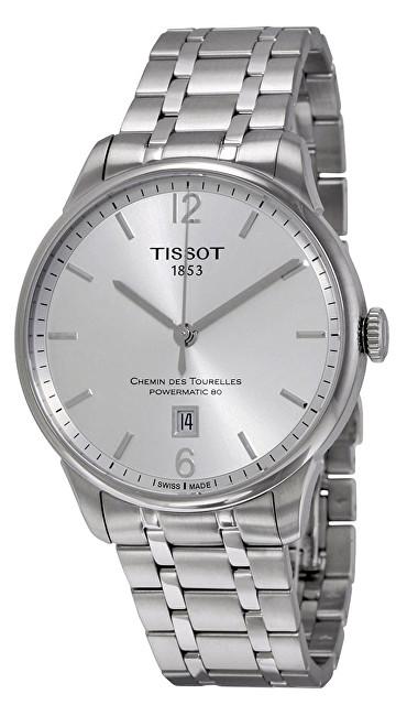 Tissot T-Classic Chemin des Tourelles Powermatic 80 T099.407.11.037.00