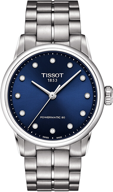 Tissot TClassic Luxury Automatic Powermatic 80 Lady T0862071104600