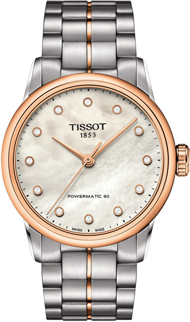Tissot TClassic Luxury Automatic Powermatic 80 Lady T0862072211600