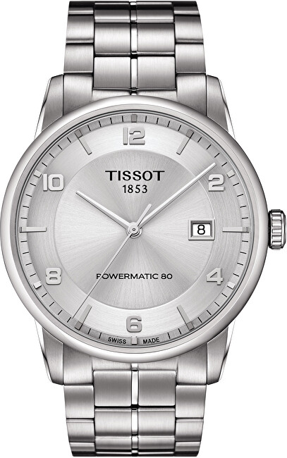 Tissot TClassic Luxury Powermatic 80 2020 T0864071103700