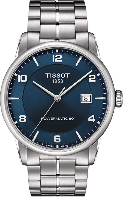 Tissot TClassic Luxury Powermatic 80 2020 T0864071104700