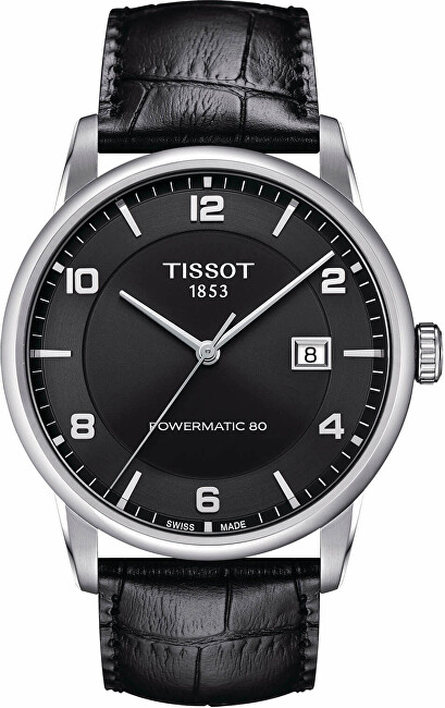Tissot TClassic Luxury Powermatic 80 2020 T0864071605700