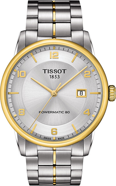 Tissot TClassic Luxury Powermatic 80 2020 T0864072203700