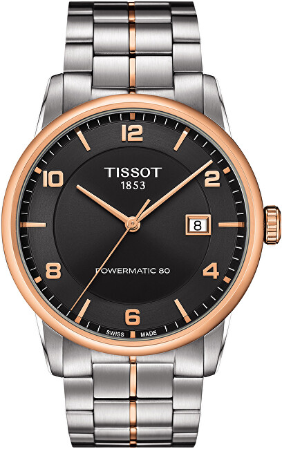Tissot TClassic Luxury Powermatic 80 2020 T0864072206700